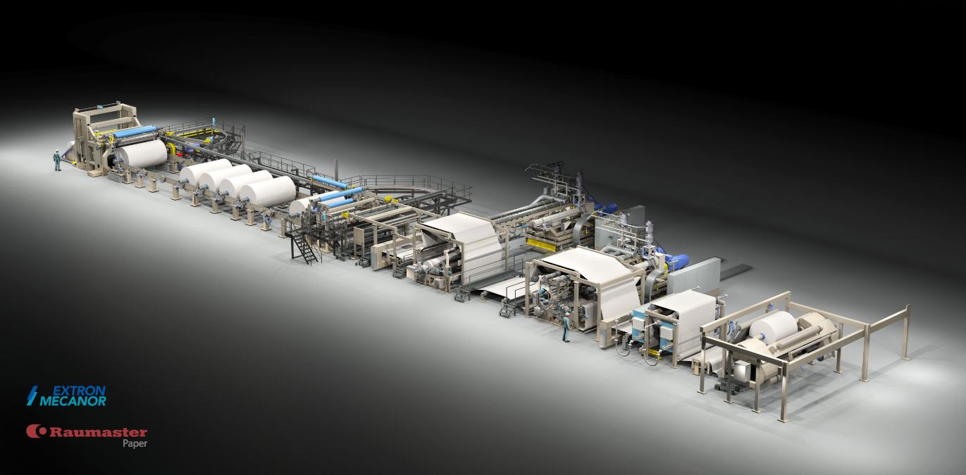 Plastic extrusion product & line design, Product & Line design