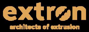 Extron logo orange